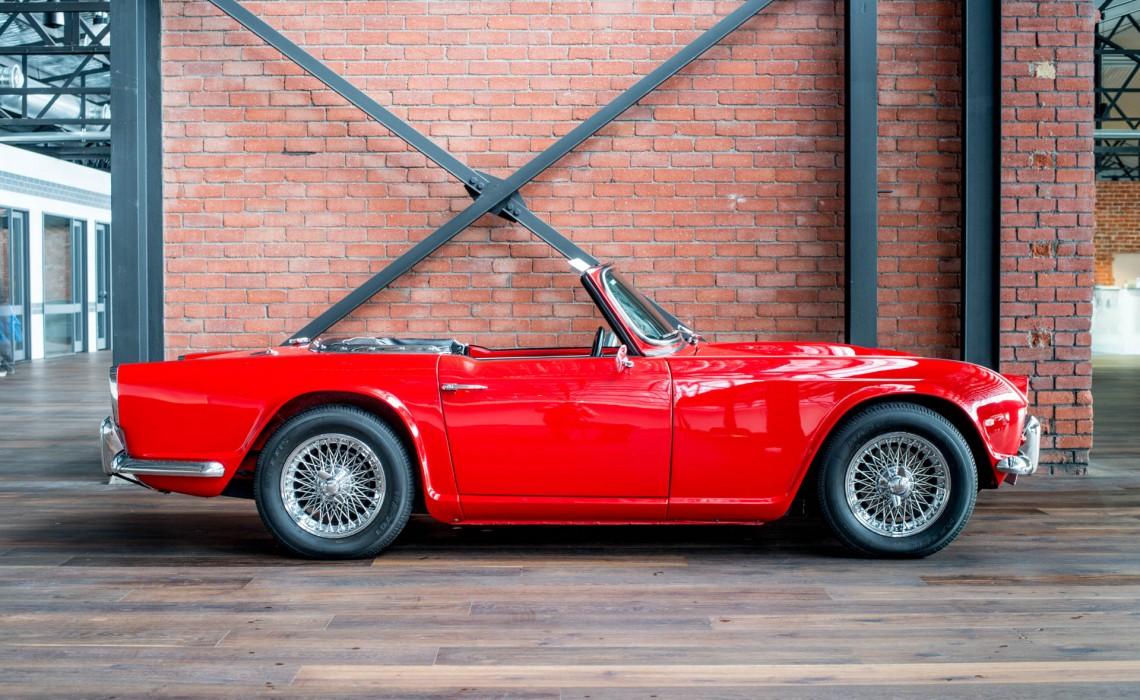 1962 Triumph TR2