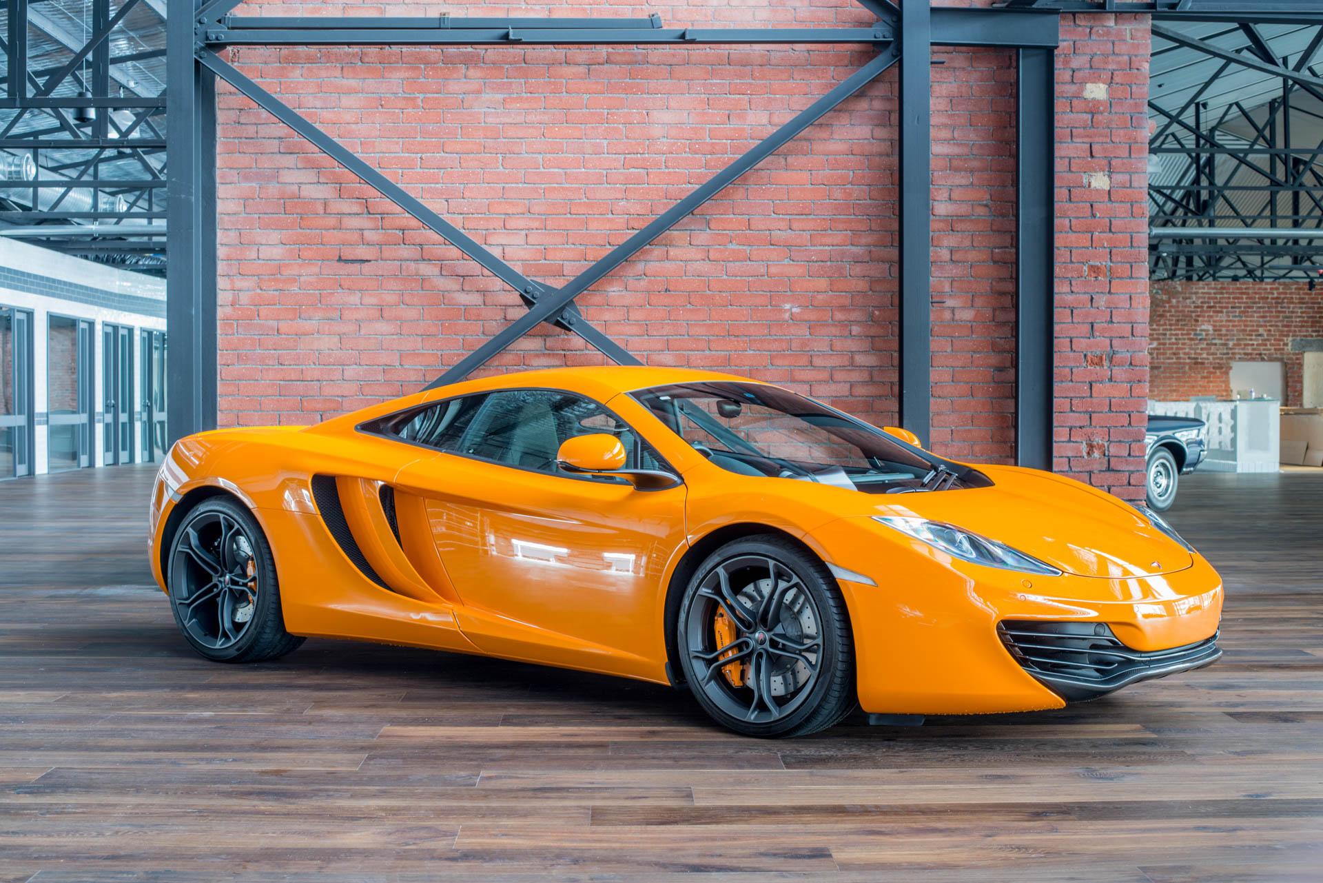 Perfect 2012 McLaren MP4 12C