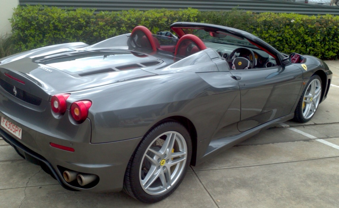 2007 Ferrari 430 Spider