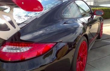 2011 Porsche 911 GT3RS