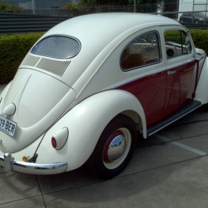 1955 VW Beetle Oval