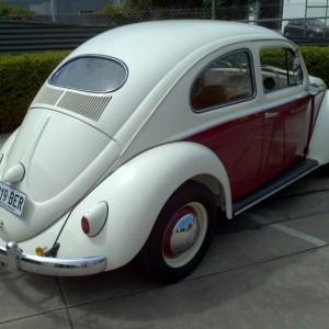 1955 VW Beetle Oval