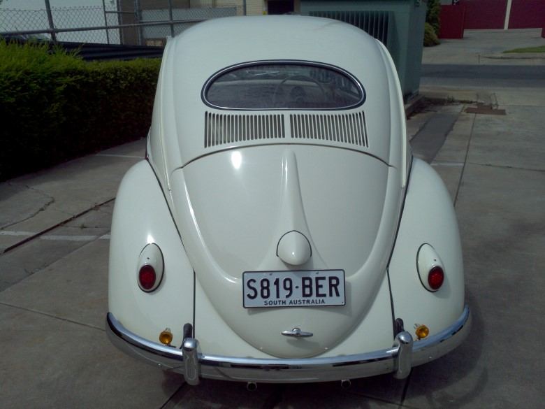 1955 VW Beetle Oval - Richmonds - Classic and Prestige Cars
