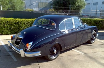 1960 Jaguar Mk 2