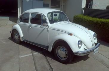 1970 VW Beetle 1500