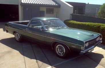 1968 Ford Ranchero 500