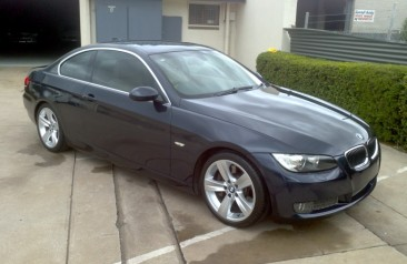 2006 BMW 335i Coupe