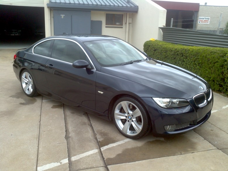 2006 BMW 335i Coupe