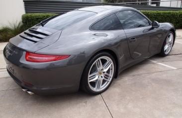 2012 Porsche 911S
