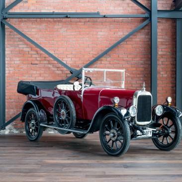 1924 Alvis 12/40