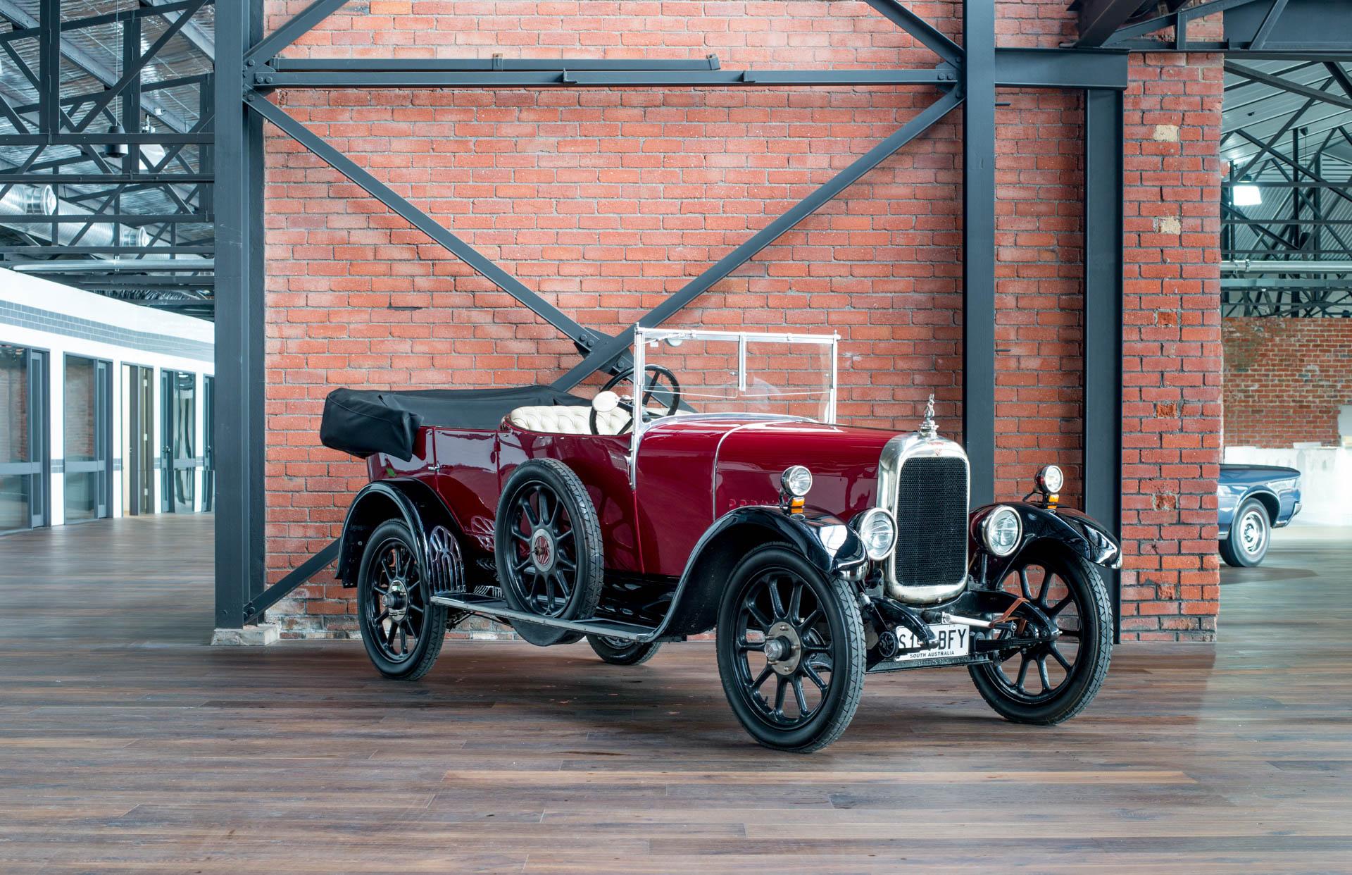 1924 Alvis 12/40 For Sale - Richmonds Prestige, Sports & Classic ...