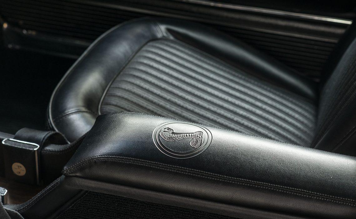 1968 Shelby Cobra GT500