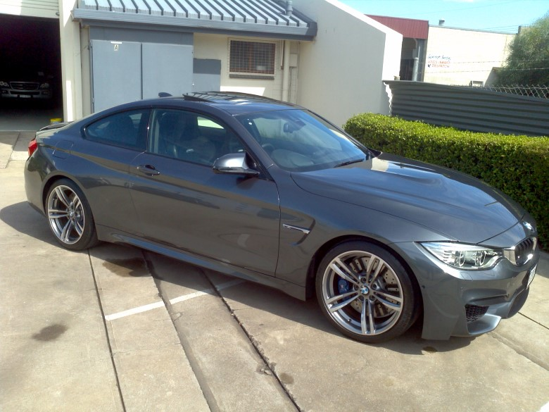 2014 BMW M4 DCT