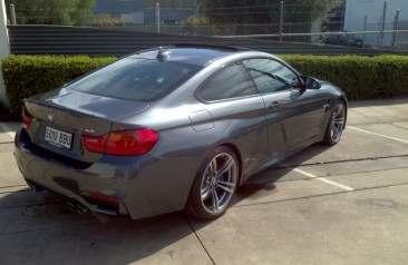 2014 BMW M4 DCT Coupe