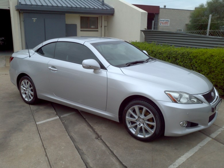 2011 Lexus IS250C