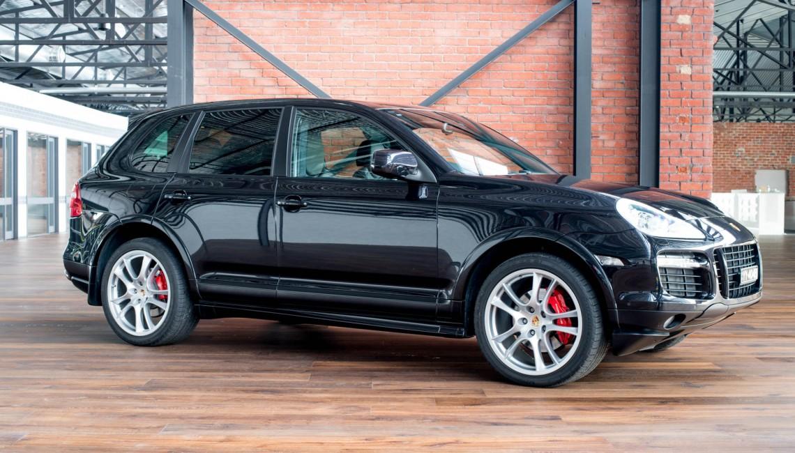 2009 Cayenne GTS