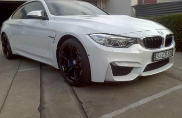 2014 BMW M4