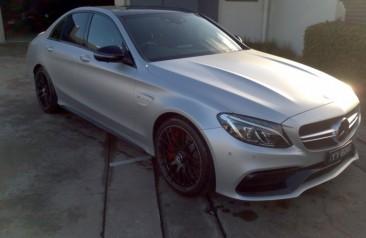 2015 C63S AMG (MY16)