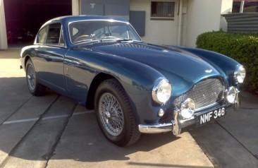 1959 Aston DB Mk111