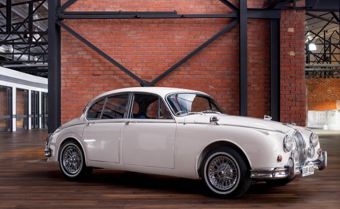 1960 Jaguar Mk ll 3.4