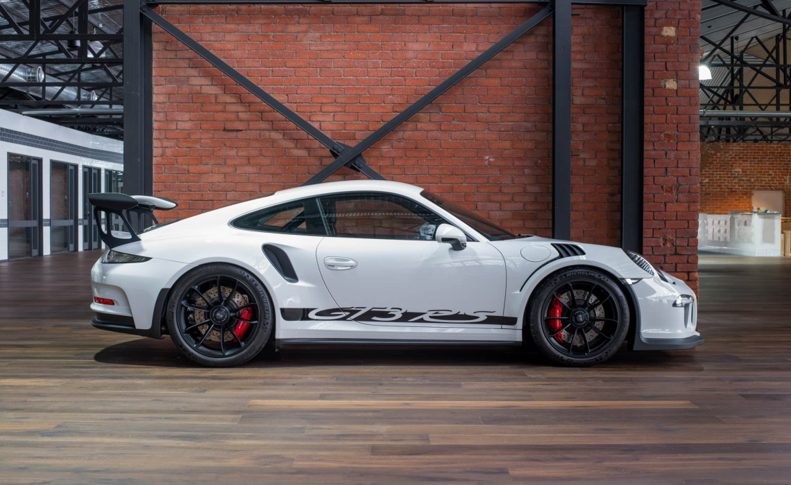 MY2016 911 GT3 RS