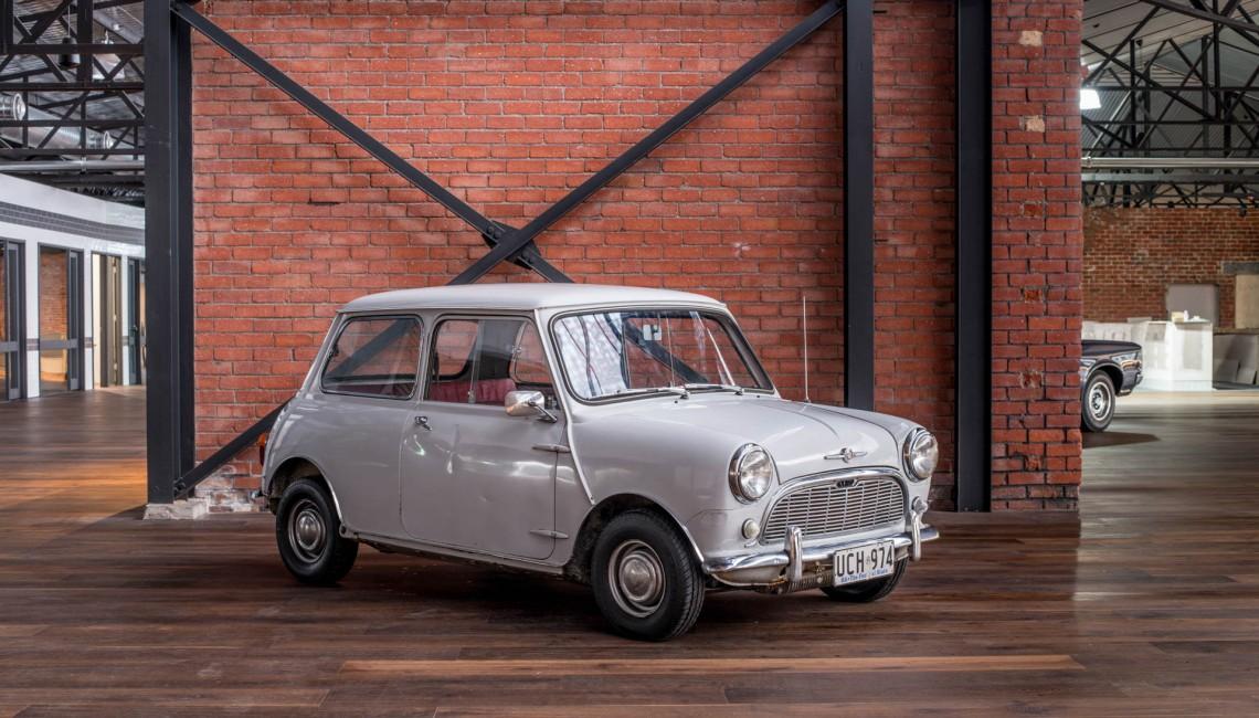1963 Mini 850