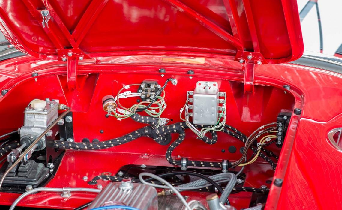 1956 MGA Roadster