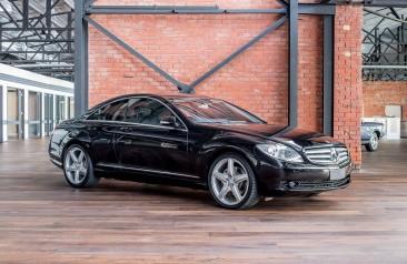 2009 Mercedes CL500