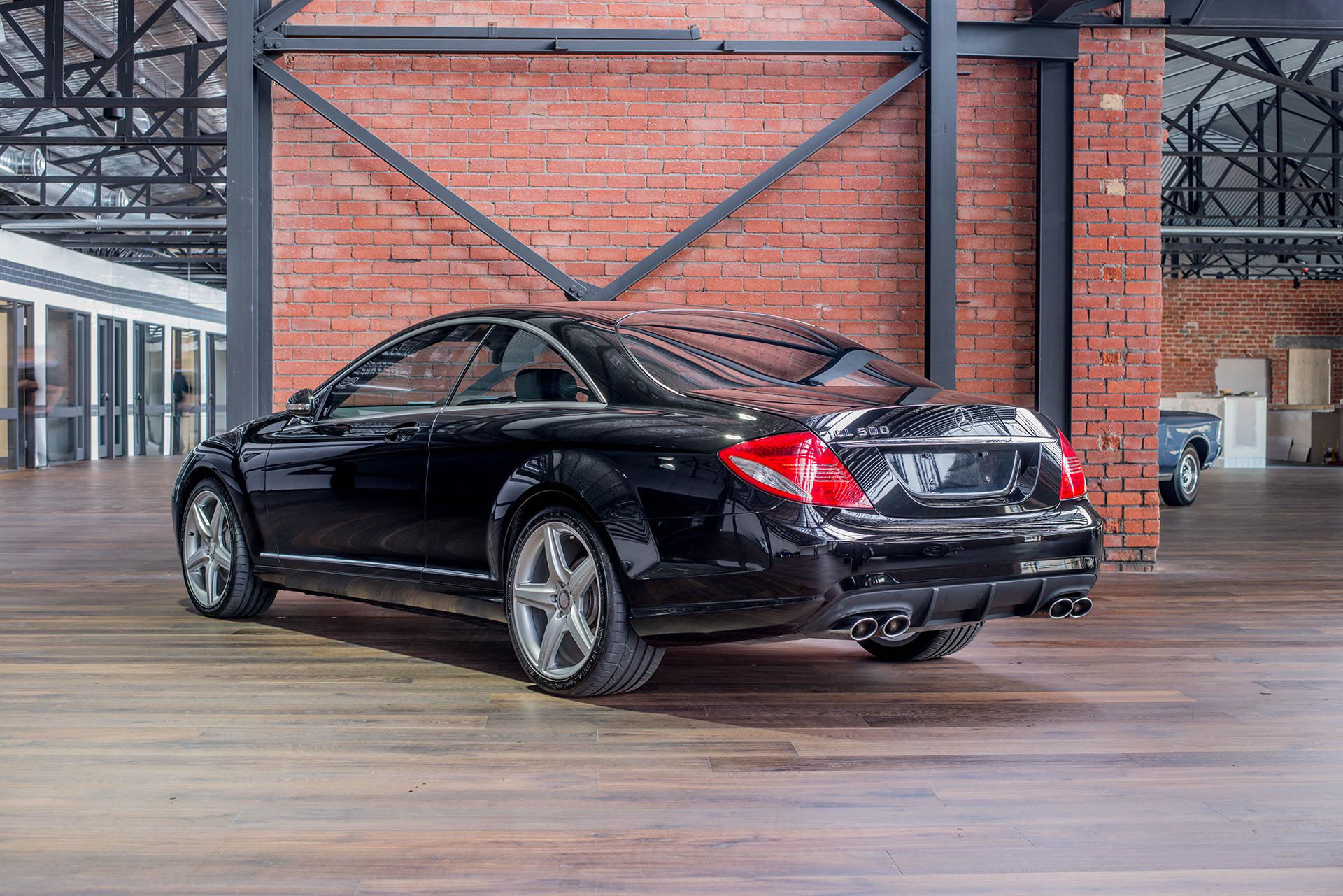 What Transmission Is In My Car >> 2009 Mercedes CL500 - Richmonds Classic, Sports & Prestige Cars Adelaide SA
