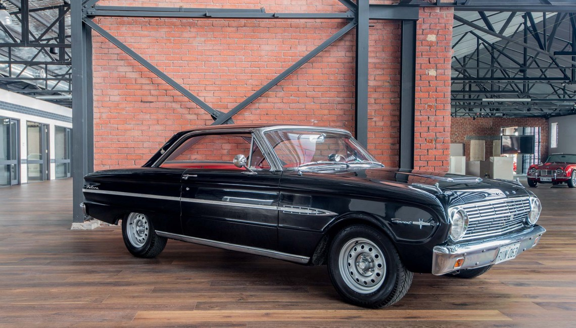 1963 Falcon Sprint