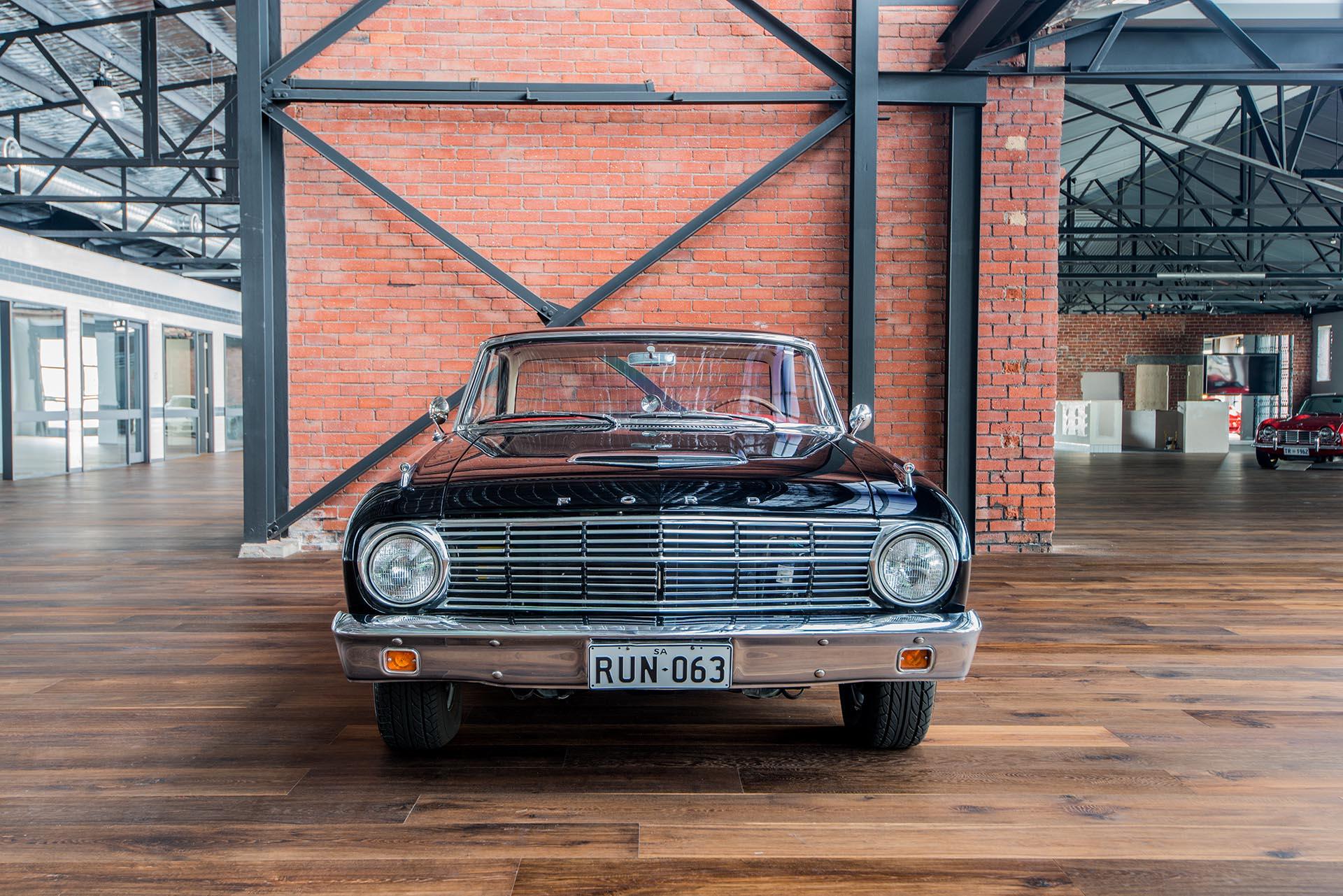1963 Falcon Sprint - Richmonds - Classic and Prestige Cars