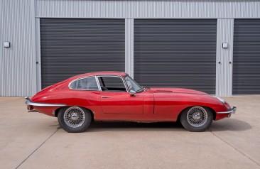 1969 E Type FHC