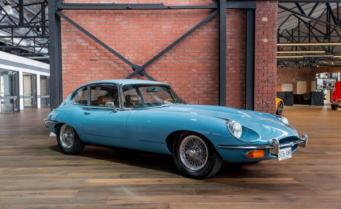 1969 E Type 2+2 LHD