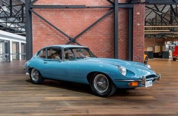 1969 Jaguar E-Type 2+2 LHD