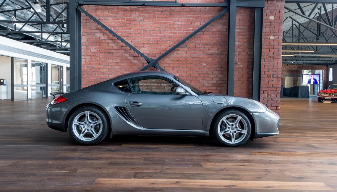 2010 Porsche Cayman MY11