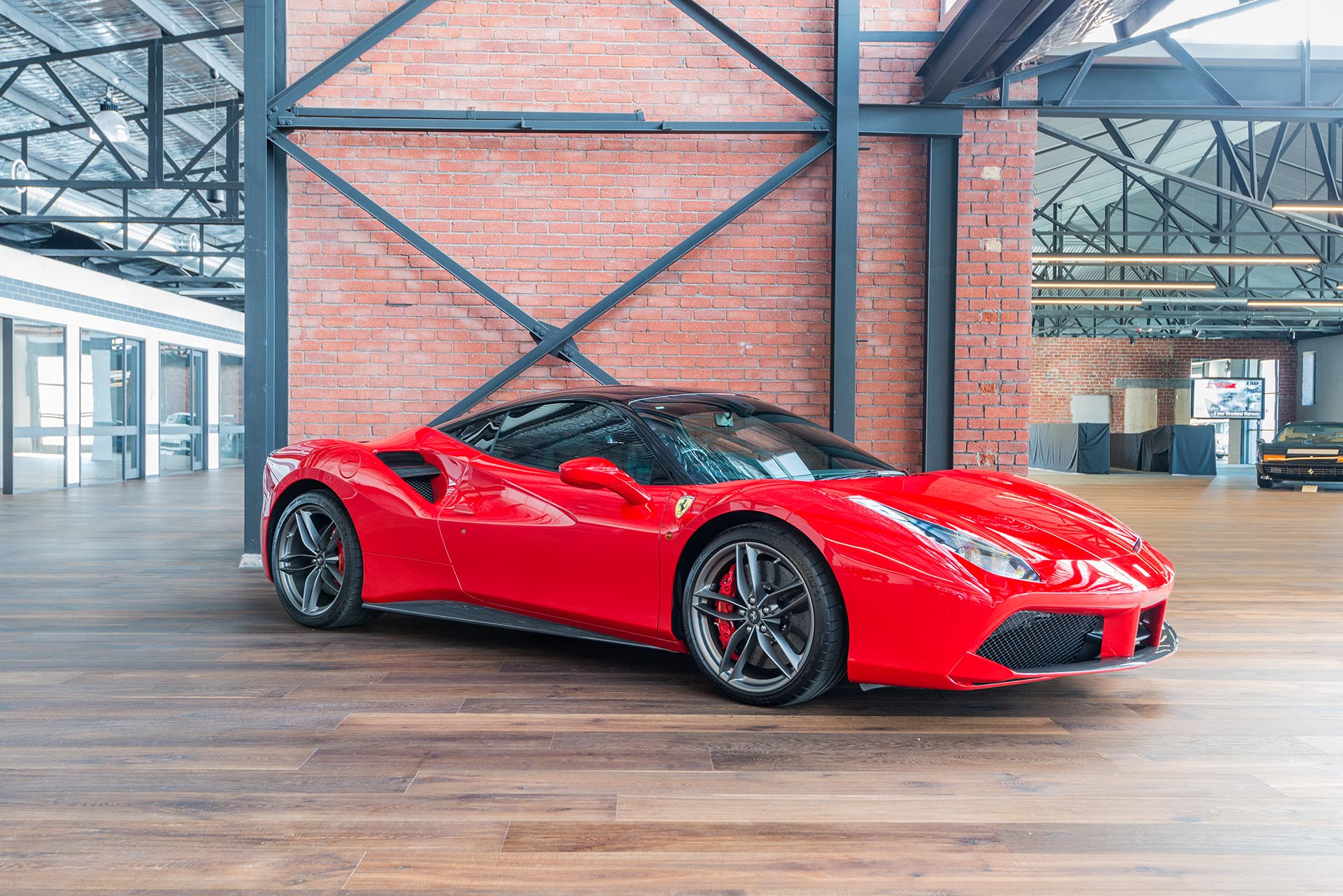 2016 Ferrari 488 Gtb For Sale Richmonds Classic