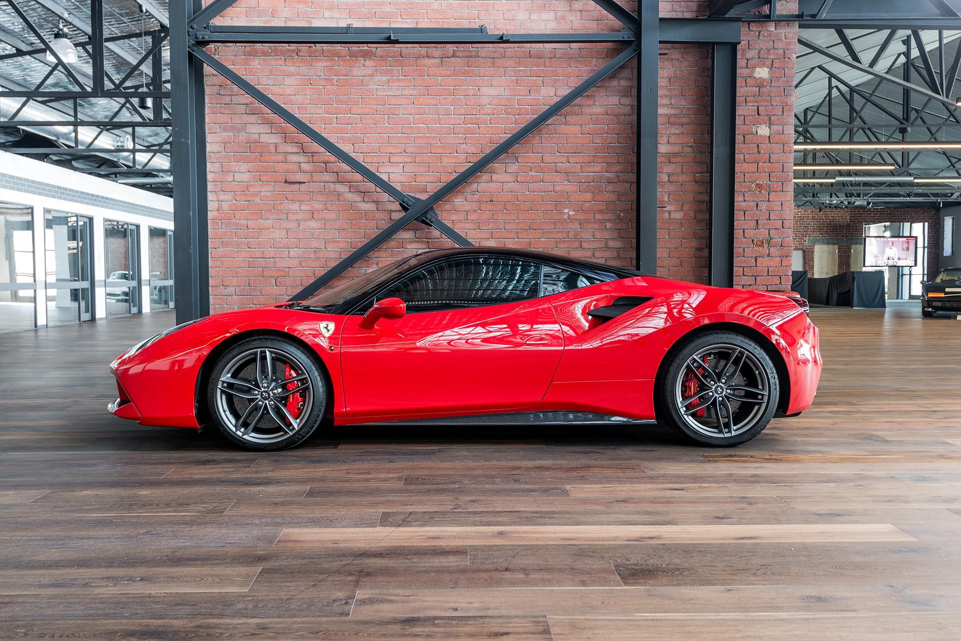 2016 Ferrari 488 Gtb For Sale Richmonds Classic