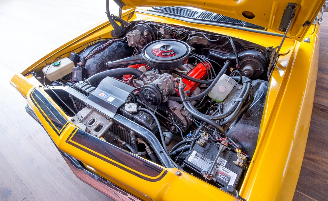 1973 Monaro GTS