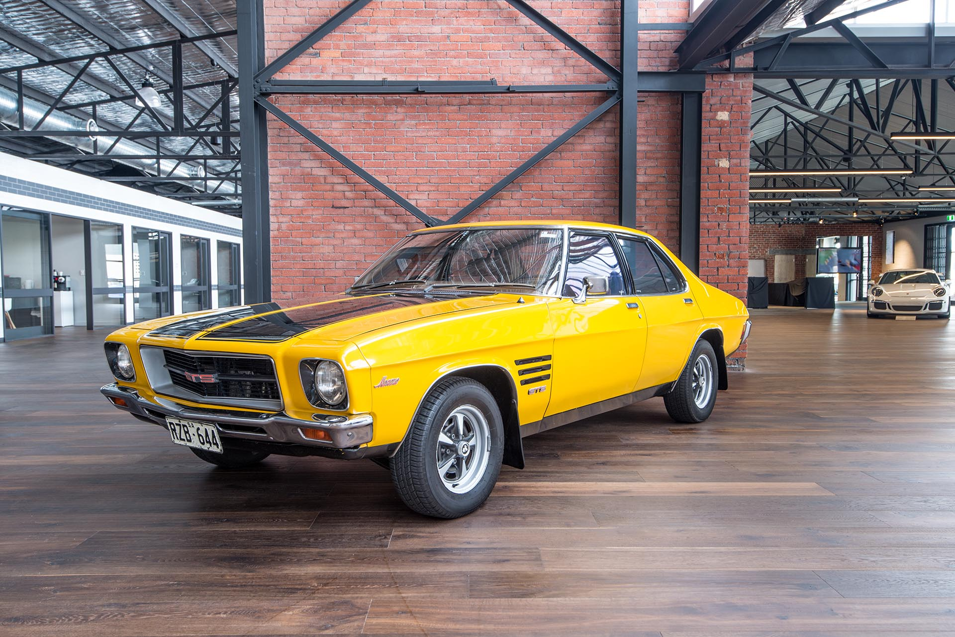 1973 Monaro Gts Richmonds Classic And Prestige Cars