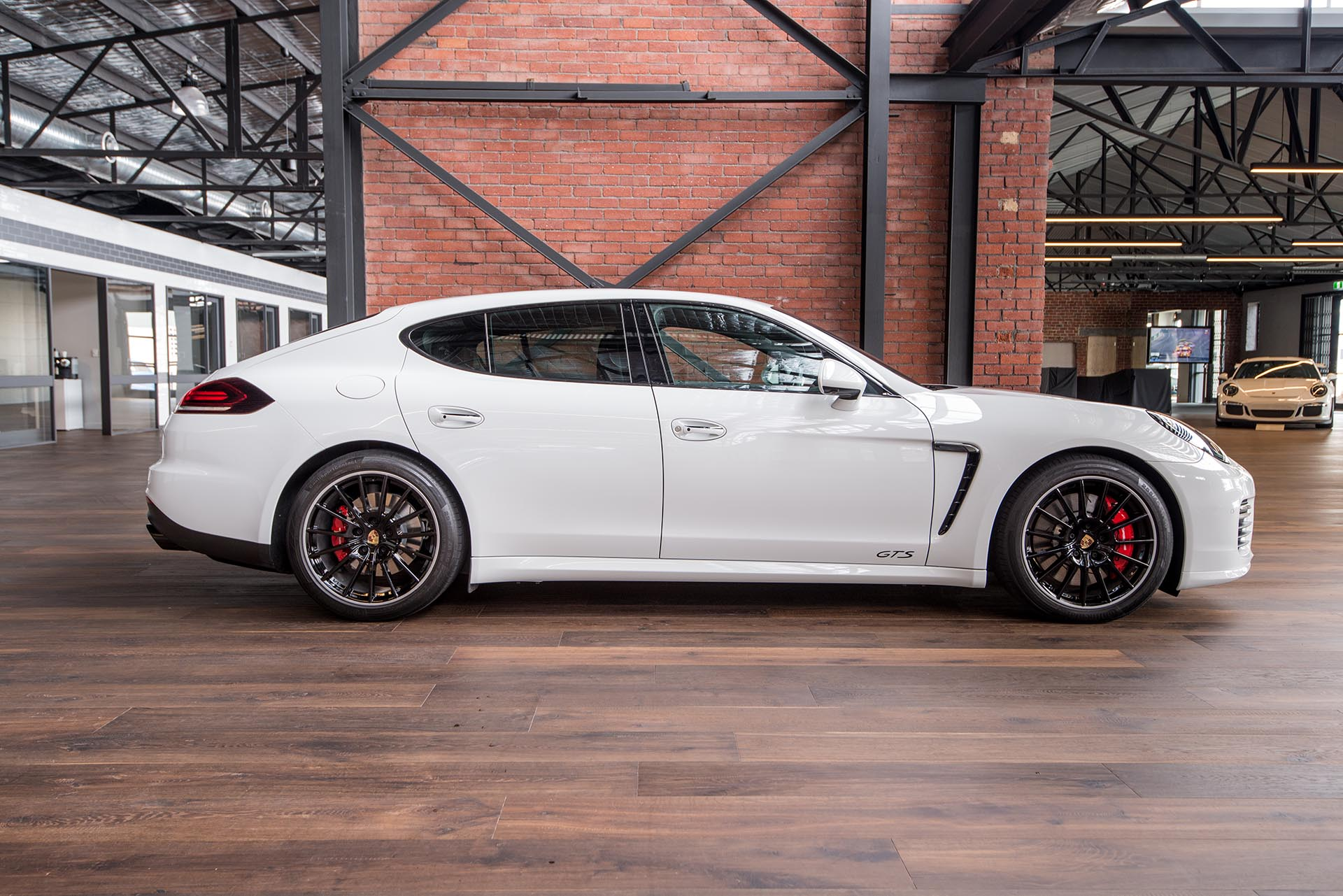 2016 Porsche Panamera Gts Richmonds Classic And
