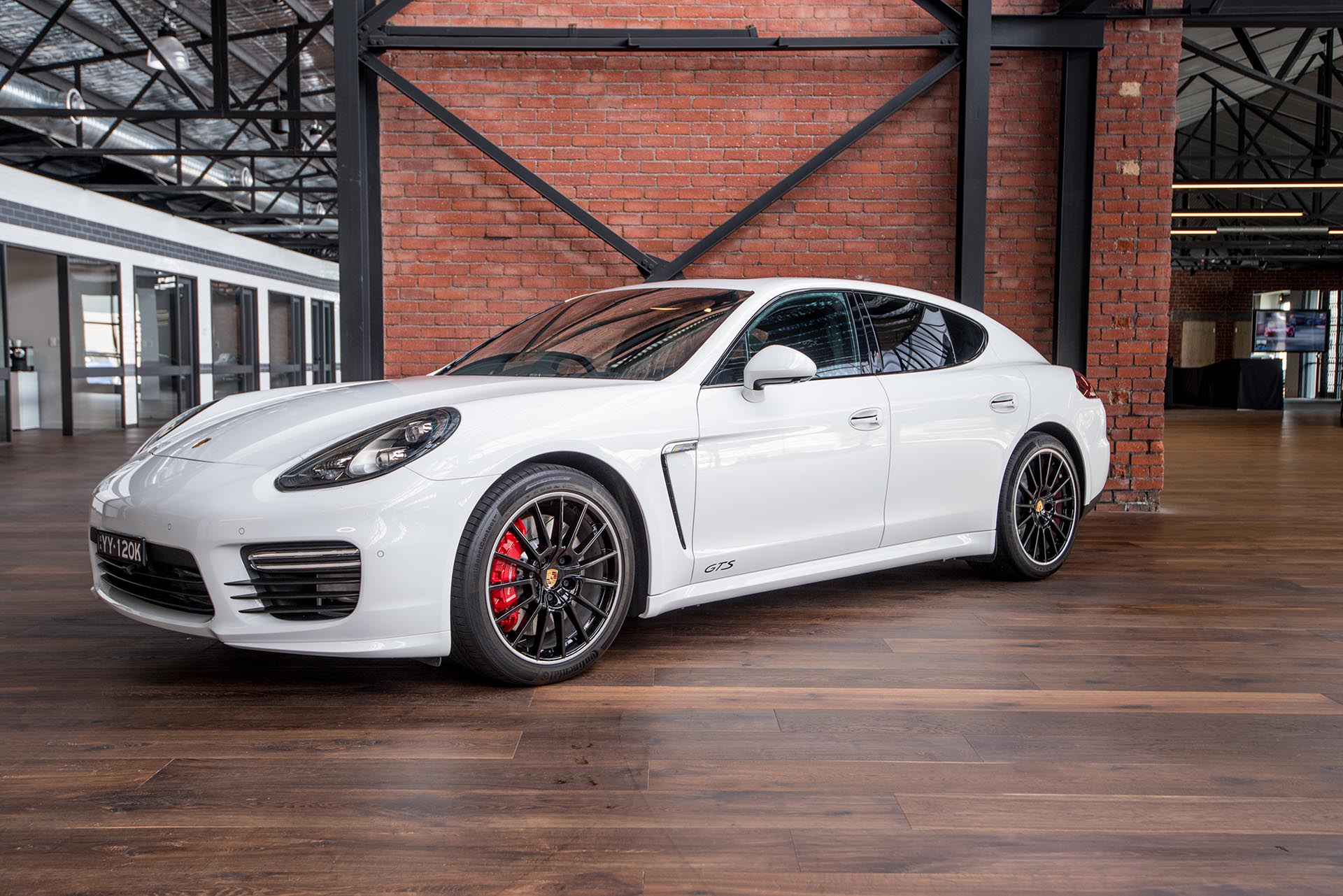 Car Lot For Sale >> 2016 Porsche Panamera GTS - Richmonds - Classic and ...