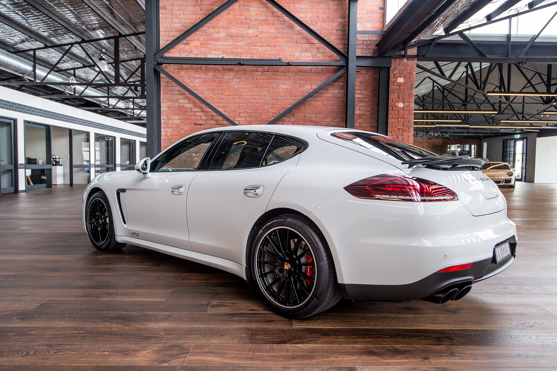 2016 Porsche Panamera Gts - Richmonds