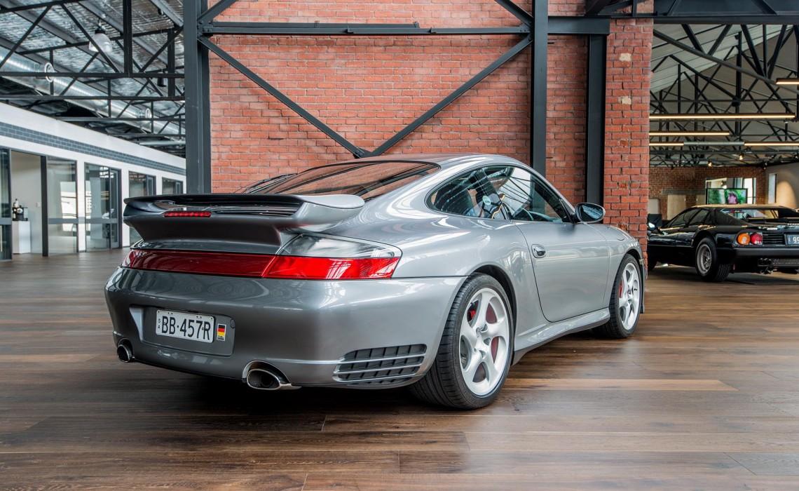 2003 911 C4S