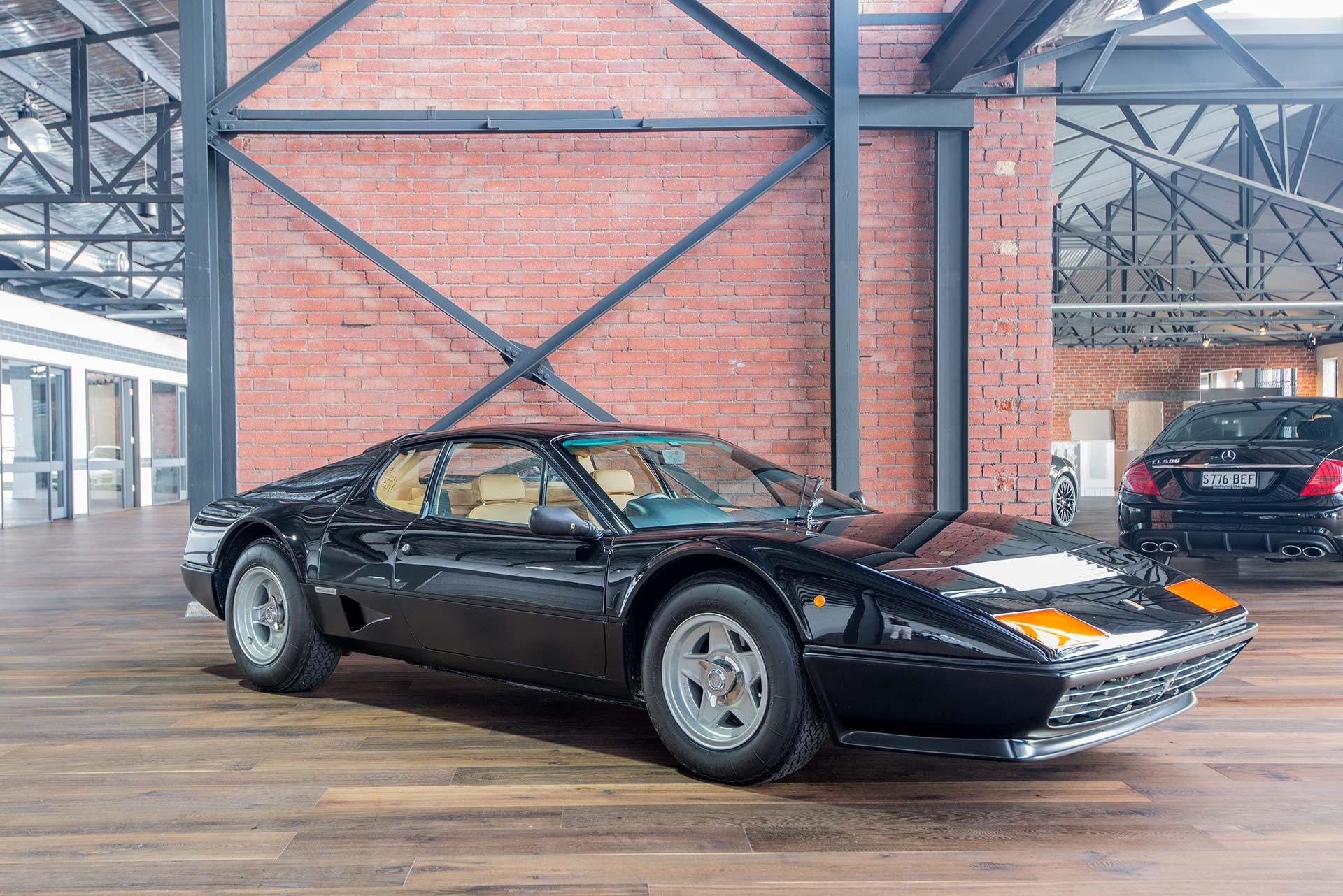 1980 Ferrari 512bb For Sale Richmonds Classic Prestige