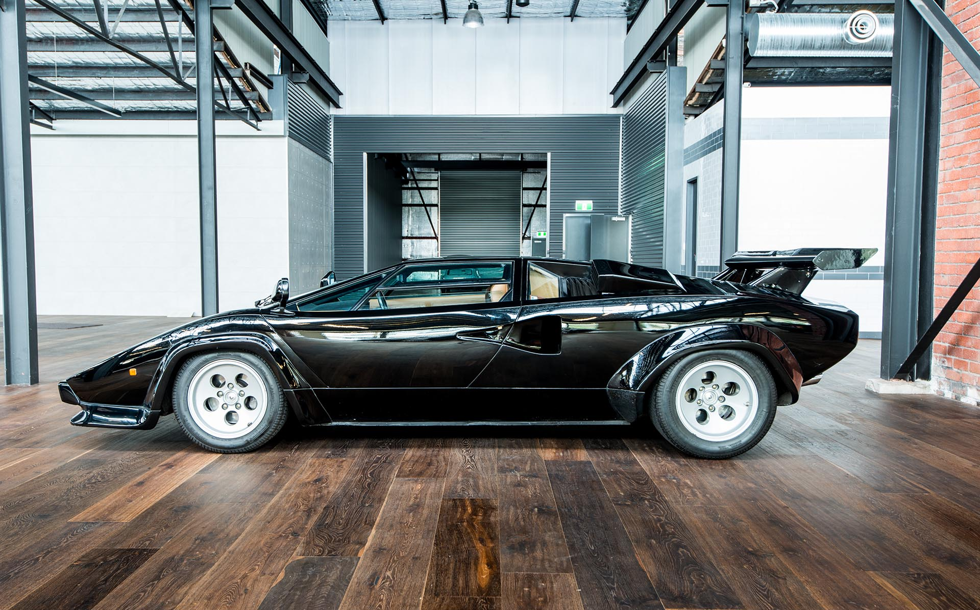 1980 Lamborghini Countach For Sale Richmonds Classic Sports Cars
