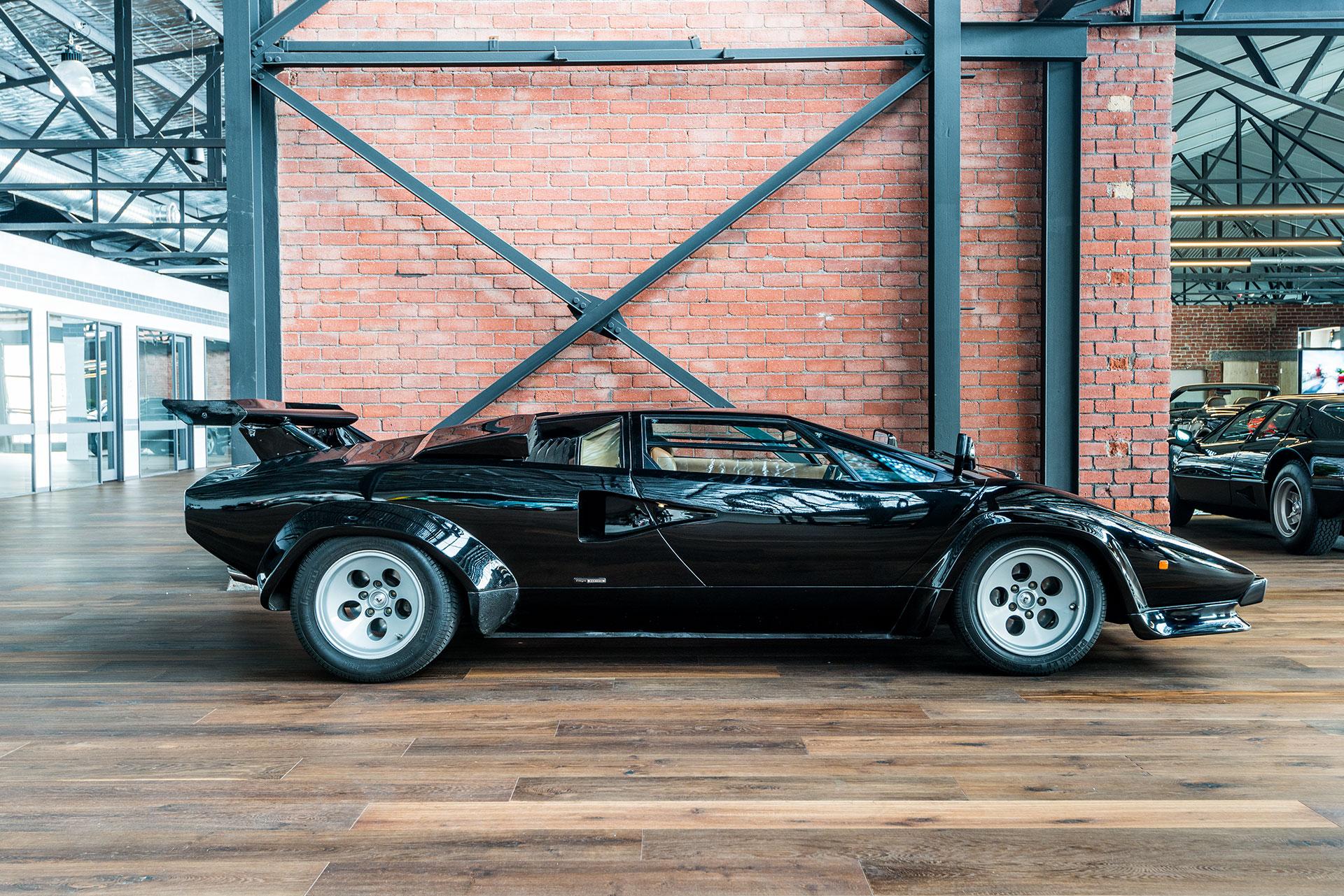1980 Lamborghini Countach For Sale Richmonds Classic
