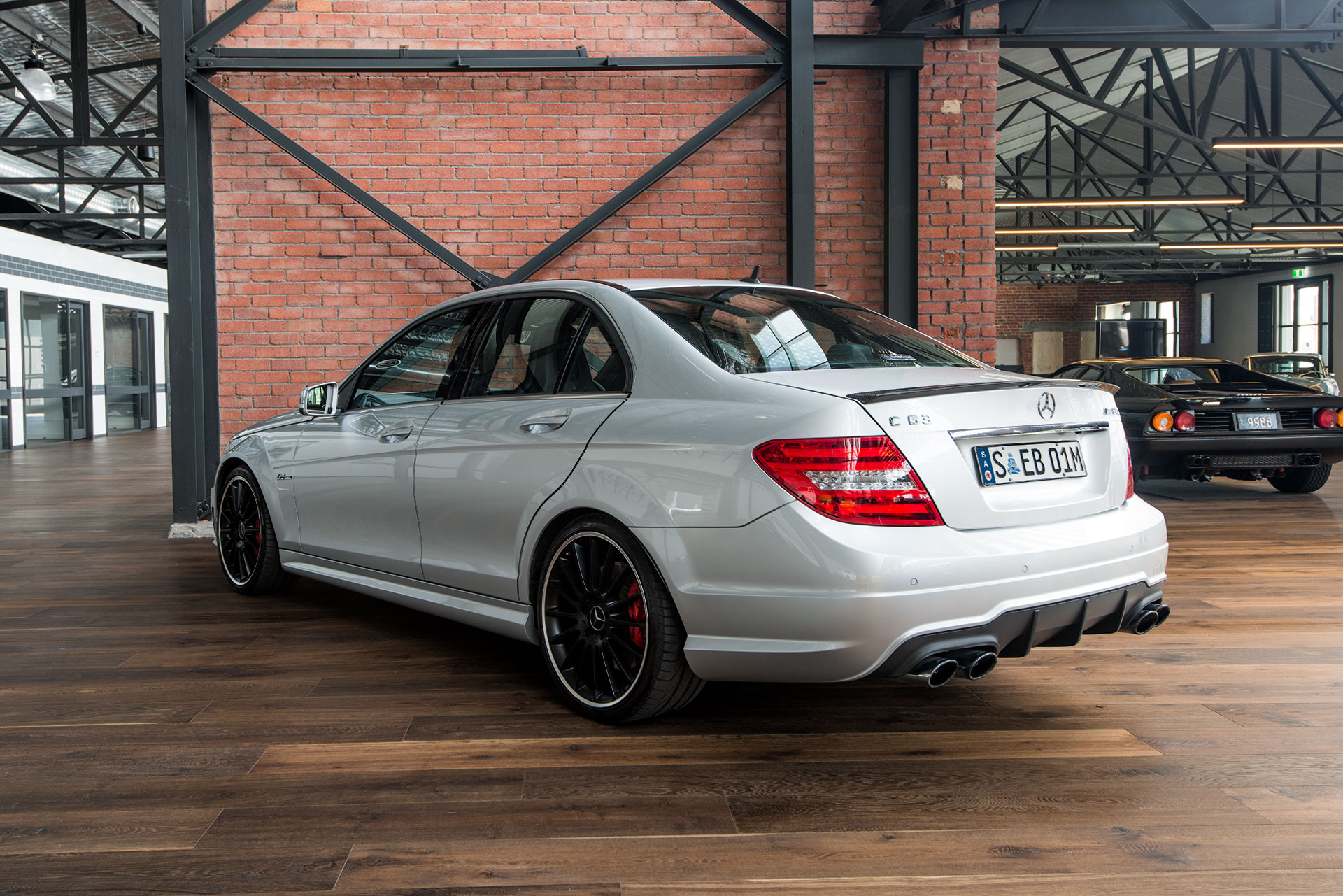 2012 Mercedes C63 Amg Performance Richmonds Classic