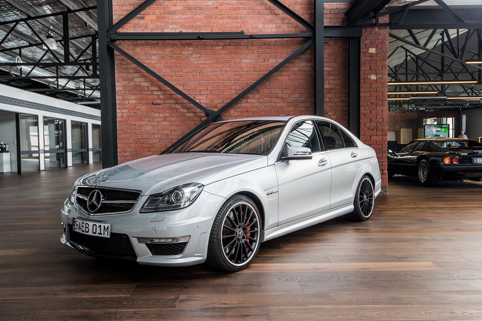 2012 Mercedes C63 AMG Performance