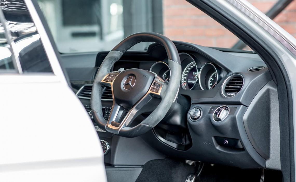 2012 Mercedes C63 Perf