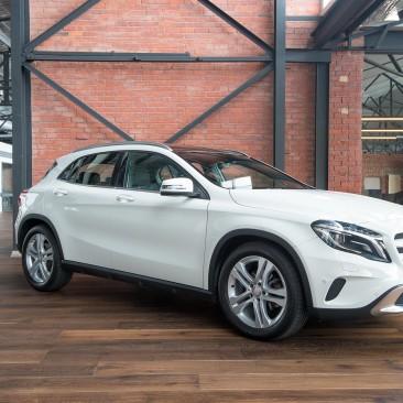 2014 Mercedes Benz GLA 200 CDI